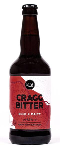 Cragg Bitter Bottle Image
