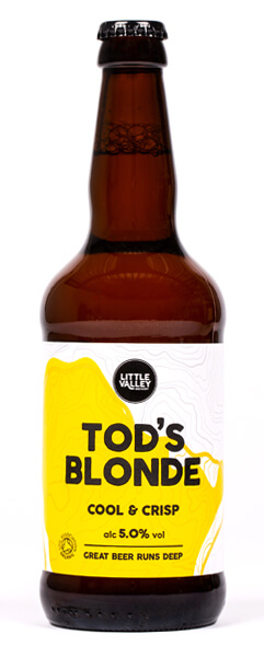 Tod's Blonde Bottle Image