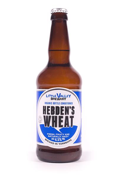 Hebden's Wheat Bottle Image