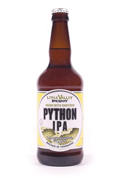 Python IPA Bottle Image