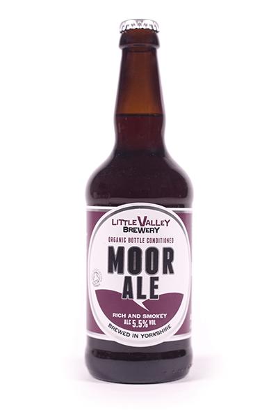 Moor Ale Bottle Image