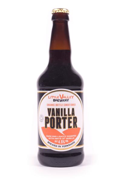 Vanilla Porter Bottle Image