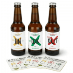 IN, OUT & IDK 12-PACK Bottle Image
