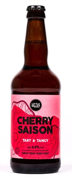 Cherry Saison